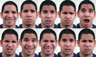 21 Expresiones Faciales Que Reflejan Emociones De Las Personas